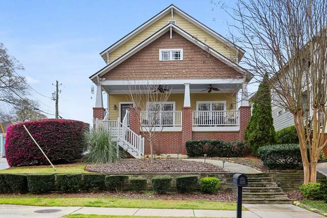 372 W Benson Street, Decatur, GA 30030 (MLS #6698693) :: MyKB Partners, A Real Estate Knowledge Base