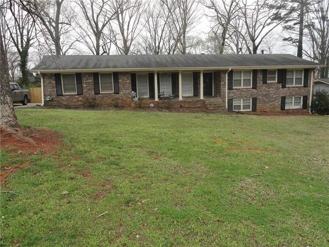 4151 Hapsburg Court, Decatur, GA 30034 (MLS #6698715) :: The Heyl Group at Keller Williams
