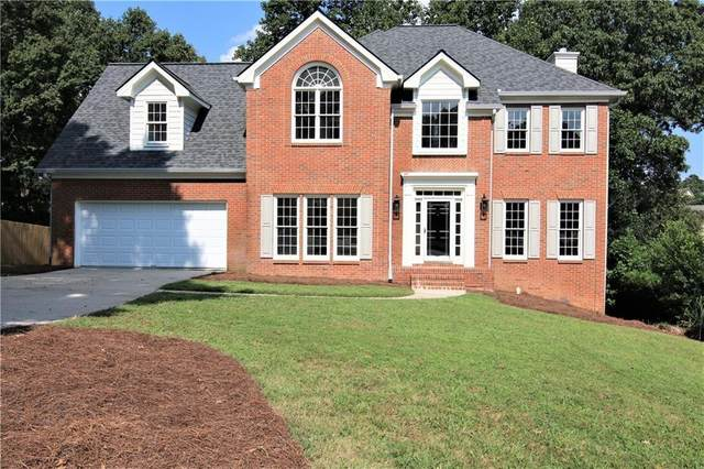 10575 Aviary Drive, Alpharetta, GA 30022 (MLS #6698756) :: MyKB Partners, A Real Estate Knowledge Base