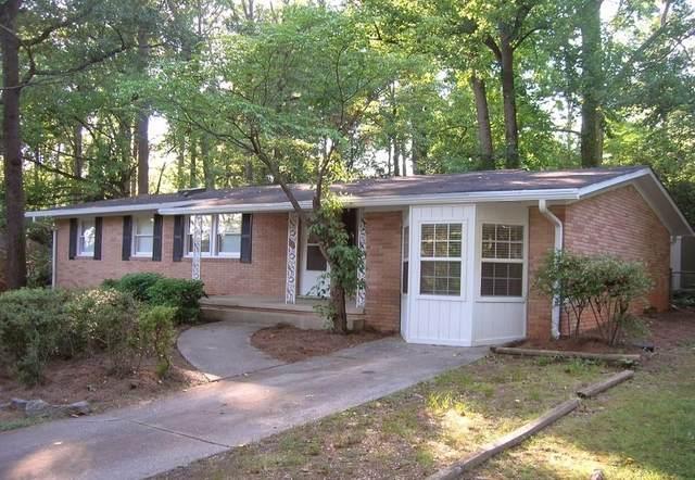3718 Donaldson Drive NE, Brookhaven, GA 30319 (MLS #6698770) :: MyKB Partners, A Real Estate Knowledge Base