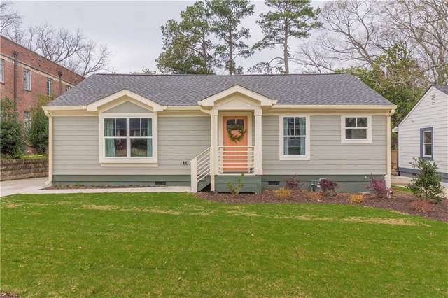 1733 Hardin Avenue, College Park, GA 30337 (MLS #6698833) :: MyKB Partners, A Real Estate Knowledge Base