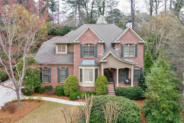 284 Forest Valley Court, Atlanta, GA 30342 (MLS #6698834) :: MyKB Partners, A Real Estate Knowledge Base