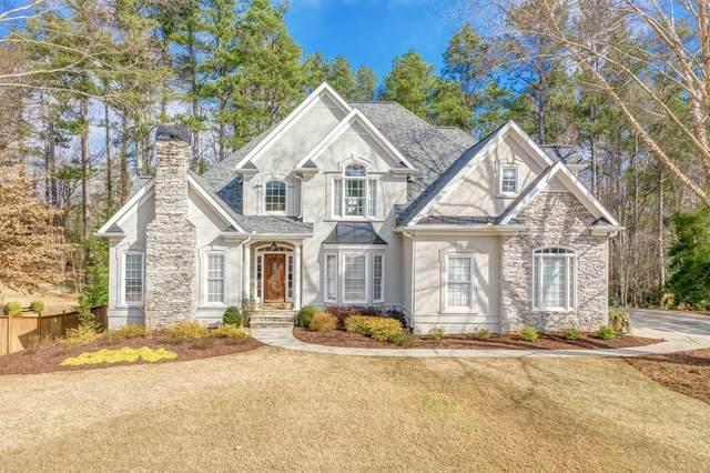 3884 Stone Lake Drive NW, Kennesaw, GA 30152 (MLS #6698874) :: Path & Post Real Estate