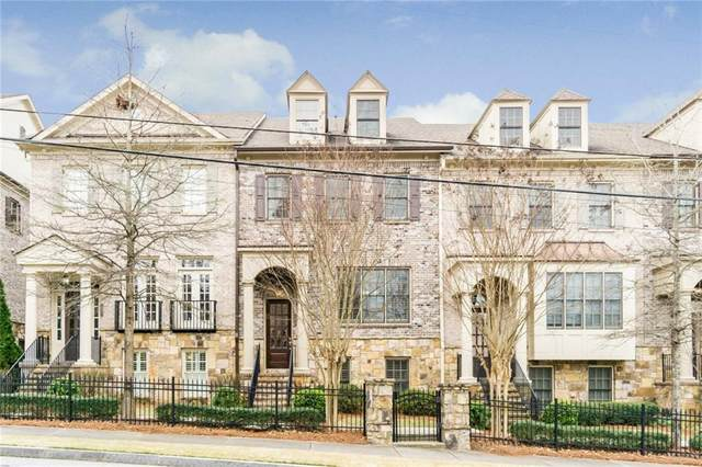 3715 Manor Brook Court NE, Atlanta, GA 30319 (MLS #6698882) :: Dillard and Company Realty Group