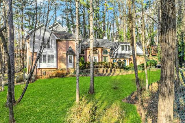 2480 Fawn Rdg, Smoke Rise, GA 30087 (MLS #6698884) :: North Atlanta Home Team