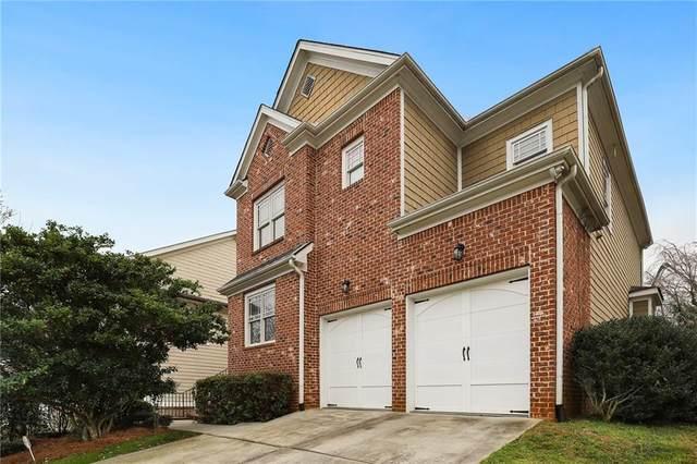 3236 Lynwood Drive NE, Atlanta, GA 30319 (MLS #6698909) :: MyKB Partners, A Real Estate Knowledge Base