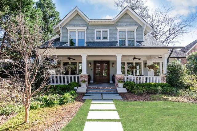 75 Montgomery Ferry Drive NE, Atlanta, GA 30309 (MLS #6698939) :: RE/MAX Prestige