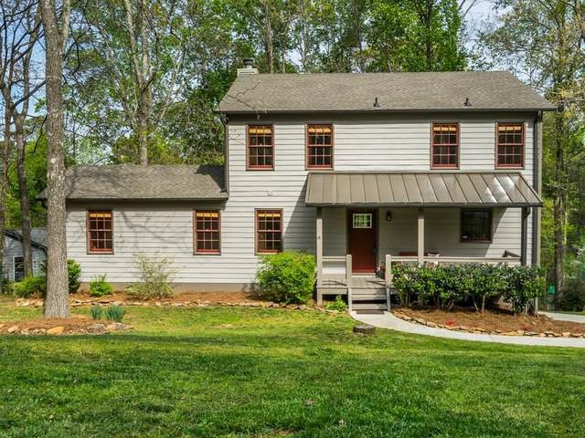 3864 Wyntuck Circle NW, Kennesaw, GA 30152 (MLS #6698950) :: Path & Post Real Estate
