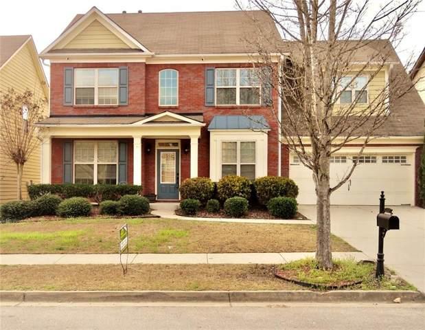 1048 Parkmist Drive, Buford, GA 30518 (MLS #6698970) :: Thomas Ramon Realty