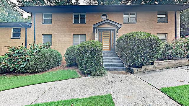 1010 Scott Boulevard D8, Decatur, GA 30030 (MLS #6698984) :: RE/MAX Prestige