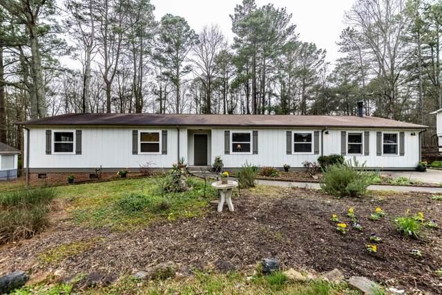 150 Crestwood Court, Alpharetta, GA 30009 (MLS #6698996) :: MyKB Partners, A Real Estate Knowledge Base
