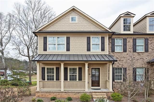 171 NW Jackson Place, Lilburn, GA 30047 (MLS #6699026) :: Path & Post Real Estate