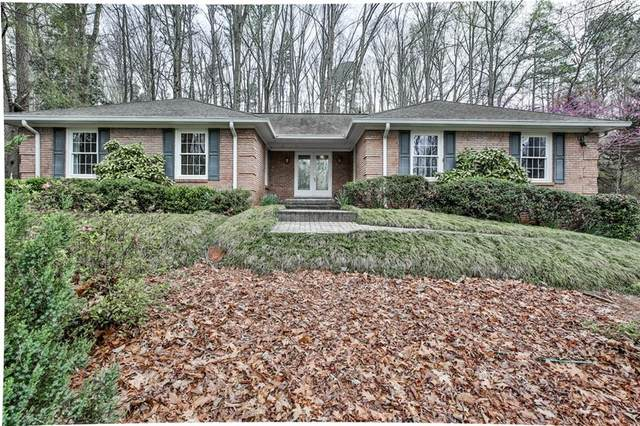 5512 Smoke Rise Drive, Stone Mountain, GA 30087 (MLS #6699031) :: North Atlanta Home Team