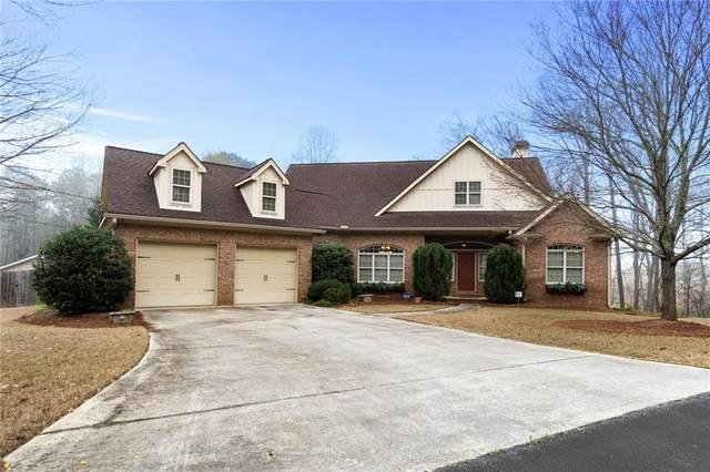 673 James Court NW, Conyers, GA 30012 (MLS #6699033) :: North Atlanta Home Team