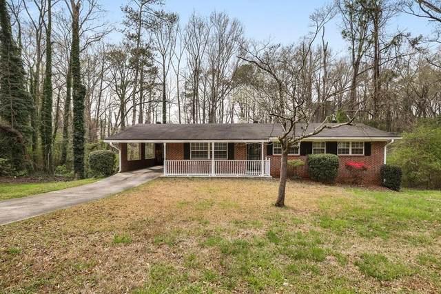 3423 Tulip Drive, Decatur, GA 30032 (MLS #6699040) :: MyKB Partners, A Real Estate Knowledge Base