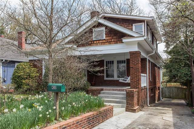 433 Sterling Street NE, Atlanta, GA 30307 (MLS #6699051) :: Dillard and Company Realty Group