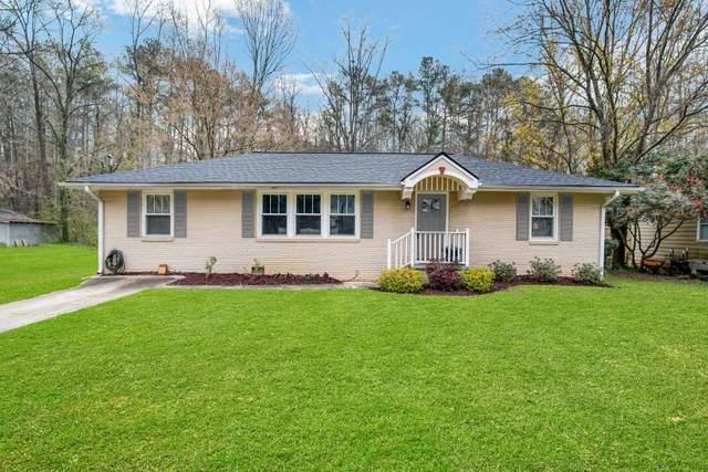 1723 Wayland Circle, Brookhaven, GA 30319 (MLS #6699081) :: Dillard and Company Realty Group