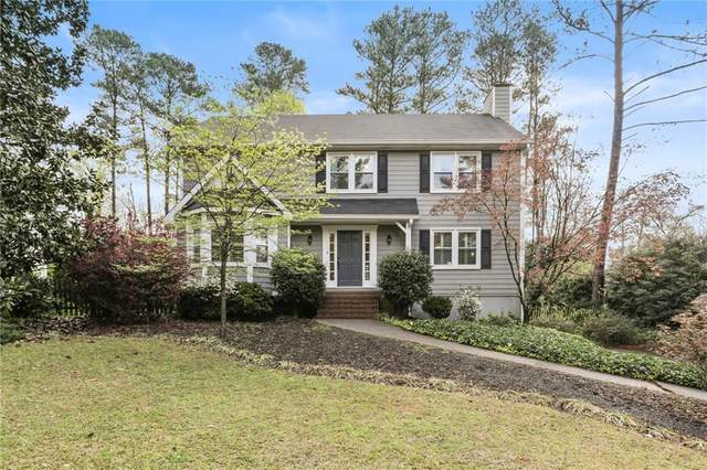 1162 Mitsy Hollow Drive NE, Marietta, GA 30068 (MLS #6699085) :: North Atlanta Home Team