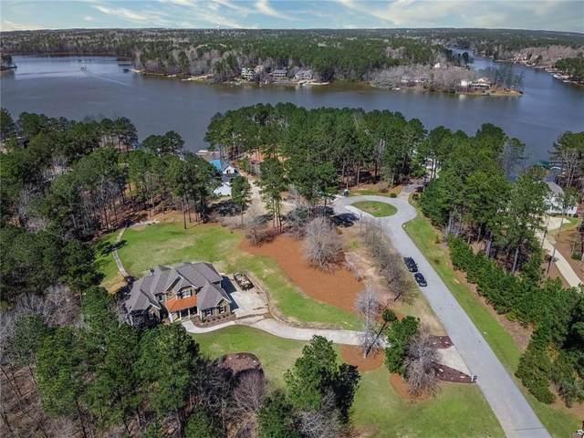 1000 N Shore Court, Greensboro, GA 30642 (MLS #6699091) :: Good Living Real Estate