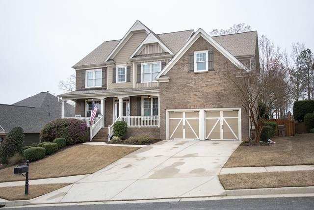 7437 Fireside Lane, Flowery Branch, GA 30542 (MLS #6699100) :: North Atlanta Home Team