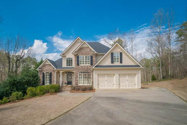 21 Captains Turn, Cartersville, GA 30121 (MLS #6699103) :: Path & Post Real Estate