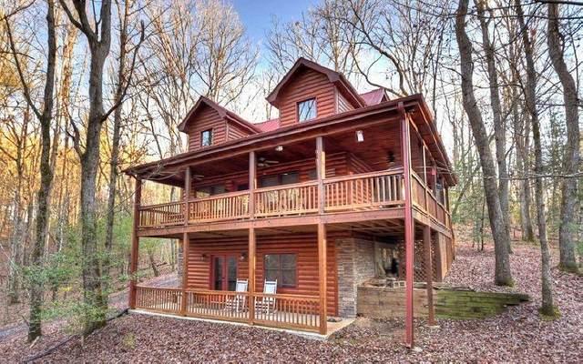 890 Mountain Lake Circle, Blue Ridge, GA 30513 (MLS #6699114) :: KELLY+CO