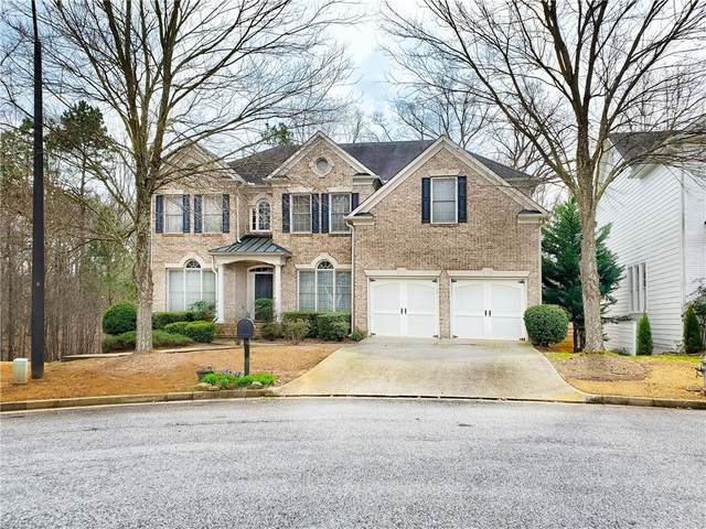 5674 Coopers Glen Court SW, Mableton, GA 30126 (MLS #6699115) :: Kennesaw Life Real Estate