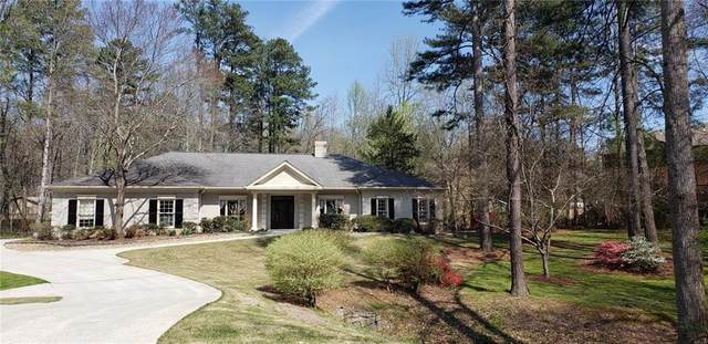 140 Emily Drive SW, Lilburn, GA 30047 (MLS #6699171) :: MyKB Partners, A Real Estate Knowledge Base