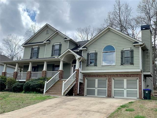 107 William Court, Ball Ground, GA 30107 (MLS #6699195) :: Path & Post Real Estate