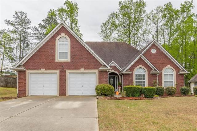 1262 Marlton Chase Drive, Lawrenceville, GA 30044 (MLS #6699231) :: The Butler/Swayne Team