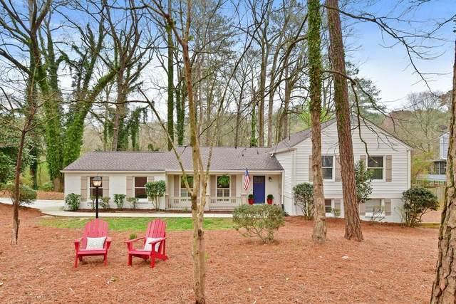3930 Pheasant Circle SE, Marietta, GA 30067 (MLS #6699274) :: Path & Post Real Estate
