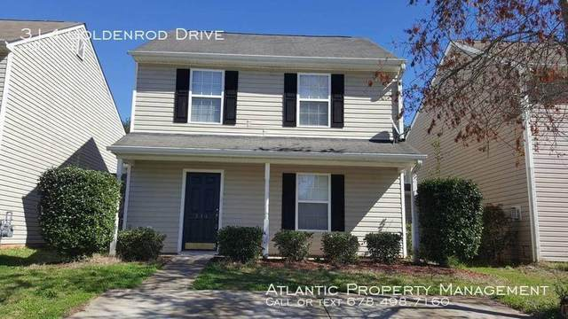 314 Goldenrod Drive, Stockbridge, GA 30281 (MLS #6699281) :: The Zac Team @ RE/MAX Metro Atlanta
