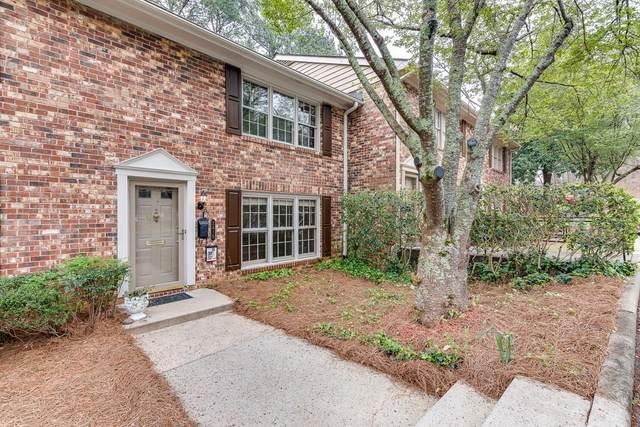 2415 Northlake Court NE, Atlanta, GA 30345 (MLS #6699293) :: Rich Spaulding