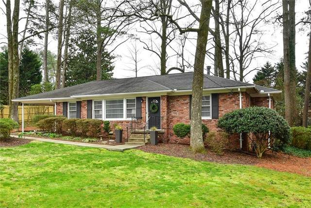 3511 Hamlin Circle, Chamblee, GA 30341 (MLS #6699323) :: Rock River Realty