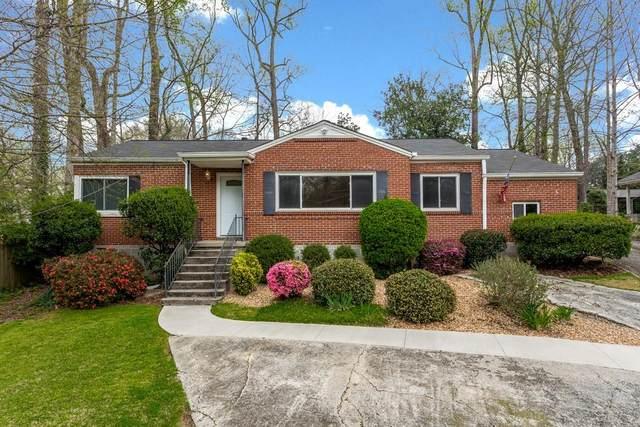 1444 Lavista Road NE, Atlanta, GA 30324 (MLS #6699358) :: MyKB Partners, A Real Estate Knowledge Base