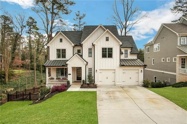 1527 Runnymeade Road NE, Brookhaven, GA 30319 (MLS #6699373) :: MyKB Partners, A Real Estate Knowledge Base
