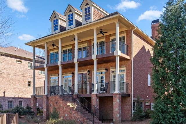 1103 Dunroven Drive, Sandy Springs, GA 30342 (MLS #6699405) :: RE/MAX Paramount Properties