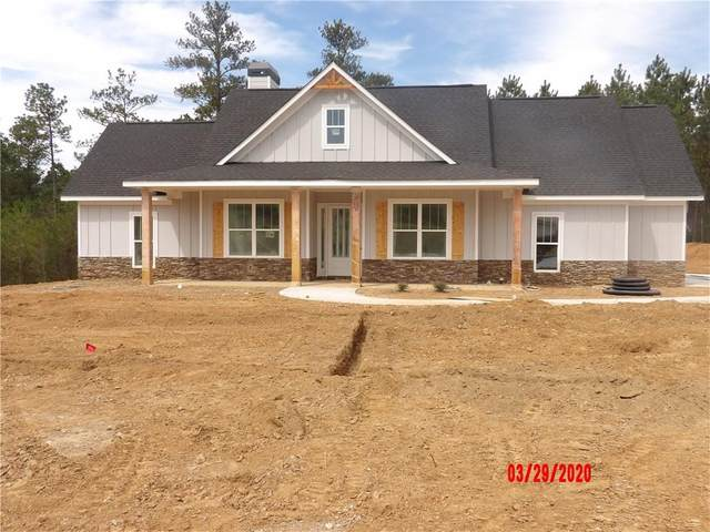 195 Stoneledge Dr Drive, Jasper, GA 30143 (MLS #6699430) :: Good Living Real Estate