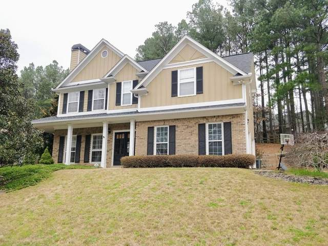 172 Hunt Creek Drive, Acworth, GA 30101 (MLS #6699432) :: North Atlanta Home Team