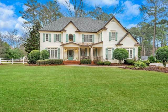 15255 White Columns Drive, Milton, GA 30004 (MLS #6699484) :: North Atlanta Home Team