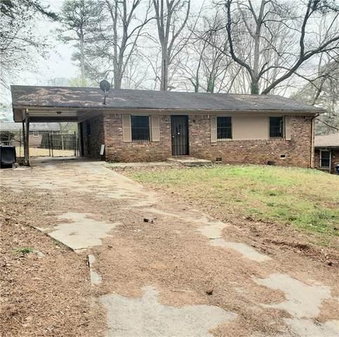 3933 Bonnie Lane SE, Atlanta, GA 30354 (MLS #6699501) :: North Atlanta Home Team