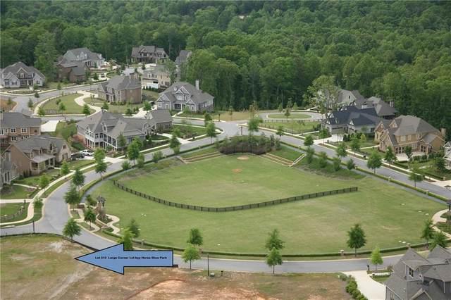 6724 Horse Shoe Circle, Gainesville, GA 30506 (MLS #6699577) :: Rich Spaulding