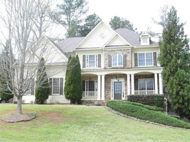4550 Welshfield Court NW, Kennesaw, GA 30152 (MLS #6699610) :: Path & Post Real Estate