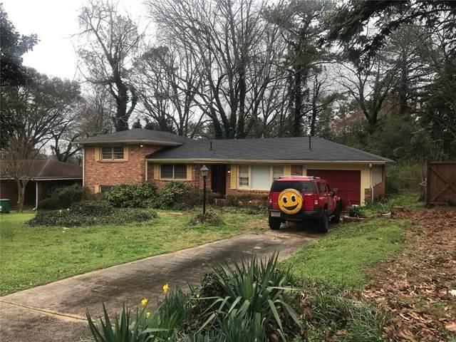 2905 Toney Drive, Decatur, GA 30032 (MLS #6699659) :: Thomas Ramon Realty
