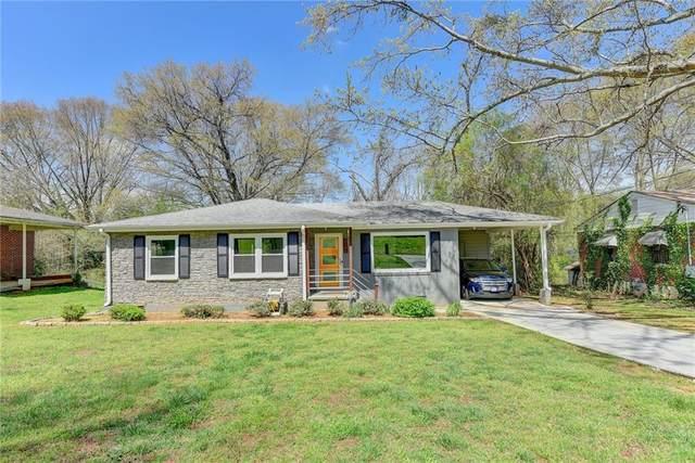 3146 Bluebird Lane, Decatur, GA 30032 (MLS #6699661) :: Thomas Ramon Realty