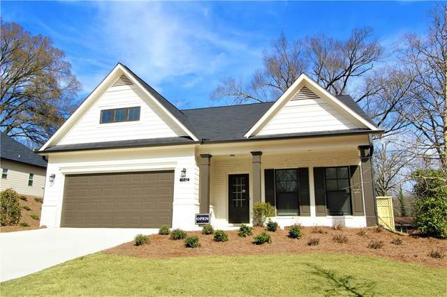 1342 NE Burnam Wood Drive, Gainesville, GA 30501 (MLS #6699703) :: MyKB Partners, A Real Estate Knowledge Base