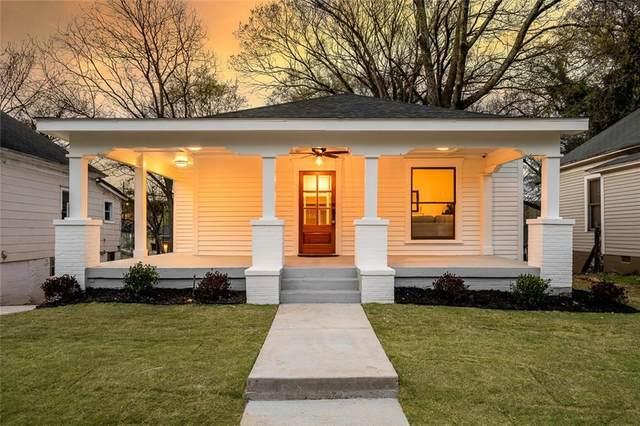 651 Hugh Street SW, Atlanta, GA 30310 (MLS #6699740) :: MyKB Partners, A Real Estate Knowledge Base