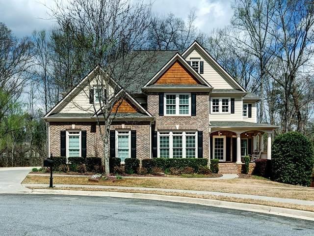 5166 Cherokee Rose Lane NW, Kennesaw, GA 30152 (MLS #6699753) :: Path & Post Real Estate