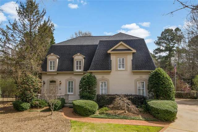 610 Avignon Court, Sandy Springs, GA 30350 (MLS #6699804) :: The Butler/Swayne Team