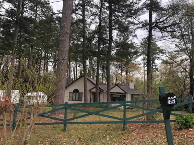 2201 E Lee Road SE, Smyrna, GA 30080 (MLS #6699860) :: The Cowan Connection Team